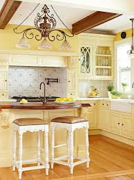 Kitchen Yellow - clever ideas yellow kitchen colors a palette guide for color