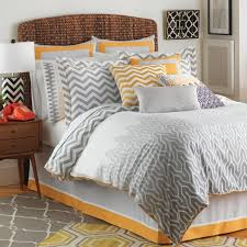 Chevron Print Bedding Set 65 Best Bedding Images On Pinterest 3 4 Beds Bath And Beautiful
