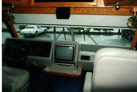 executive motorhome remodeling interior remodel new full width