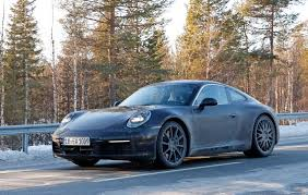 porsche 911 snow the anti revolution porsche continues to evolve new 911 due in