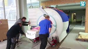 Radiologie Bad Cannstatt Neues Mrt Für Die Rems Murr Klinik In Winnenden Youtube