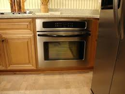 build wall oven cabinet how to build a wall oven cabinet cabinet store build wall oven