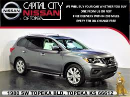 nissan pathfinder platinum midnight edition new nissan pathfinder topeka ks