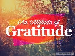service background for church services an attitude of gratitude