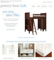 Pottery Barn Mobile Site 28 Email Examples To Inspire Your Entire Email Marketing Strategy