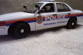 toy police cars with working lights and sirens for sale nassau county n y police ford cv with working lights and siren 1 18