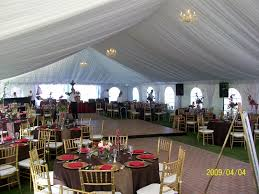 rent a wedding tent tucson party rentals event and wedding planning rentals