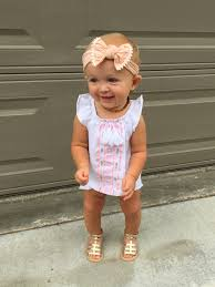 baby bling bows some of my fav ootd s with liv
