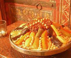 cuisiner un couscous mon couscous marocain recette de mon couscous marocain marmiton