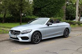 2017 nissan convertible 2017 mercedes benz c class cabriolet first drive review