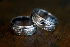 cost of wedding band hawaiian wedding ring mens womens hawaiian wedding bands