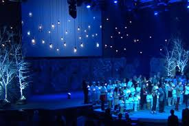 Church Stage Christmas Decorations Christmas Decorations For Key Stage 1 Best Christmas Stage Design