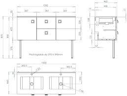 hauteur plan de travail cuisine standard hauteur plan de travail salle de bain hauteur standard hauteur