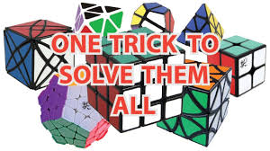 Design Your Own Home Easily A Simple Trick To Design Your Own Solutions For Rubik U0027s Cubes