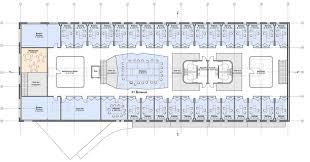 plan des bureaux bureaux nature makak