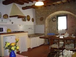 cuisine toscane location gîte à petrognano semifonte iha 6162