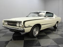ford torino gt for sale white 1968 ford torino gt for sale mcg marketplace