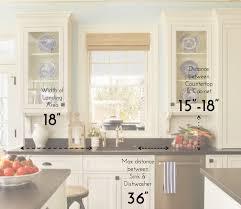 Kitchen Sink Cabinet Size Kitchen 101 Must Know Standard Kitchen Measurements U2014 Garrison