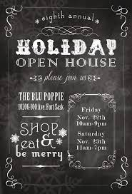 16 best party ideas christmas open house images on pinterest