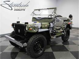classic willys jeep for sale on classiccars com 32 available