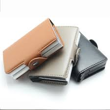 Business Card Case Leather Online Get Cheap Metal Business Card Holder Aliexpress Com