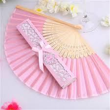 buy paper fans in bulk 10pcs lot custom ladies wedding hand fans wholesale personalized fan