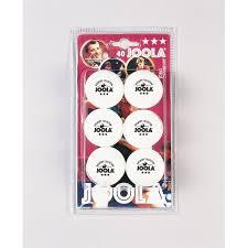 Star Table Joola Joola Rossi 3 Star Table Tennis Balls U2013 6 Pack Orange