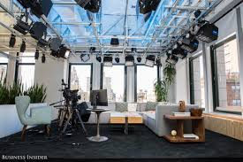 Facebook Office A Look Inside Facebook U0027s New York Office Where Employees Of The