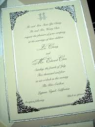 carlton wedding invitations designs wedding invitations custom stationery