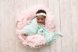 burlington baby burlington ontario newborn baby baby girl mint pink and gold