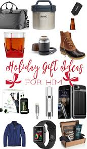 Stocking Stuffer Ideas For Him Holiday Gift Ideas For Him Plain Chicken
