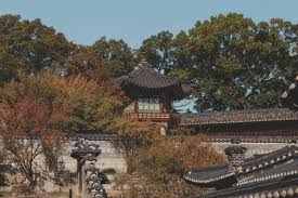 changdeokgung palace and its secret garden there she goes again