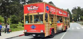 Hop On Hop Off San Francisco Map by San Francisco Sightseeing Things To Do In San Francisco
