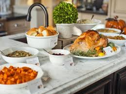7 tips for hosting thanksgiving dinner on granite countertops
