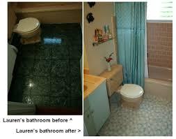 colorful mosaic floor tiles highlight lauren u0027s mid century