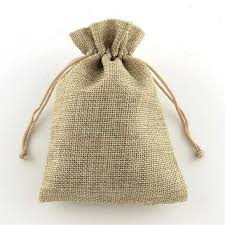 burlap drawstring bags shop burlap bags on wanelo