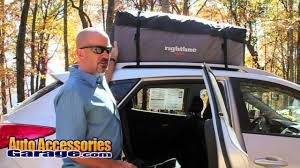 Rightline Gear Car Clips by Rightline Gear Sport Car Top Carriers Youtube