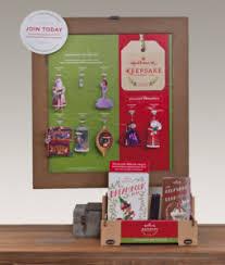 keepsake ornament club elam s hallmark your neighborhood gift store