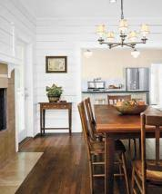 all about prefinished wood floors this house