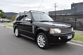 land rover vogue 2005 repossessed prestige car auctions graysonline