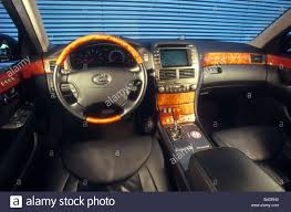 black lexus interior car lexus ls 430 limousine luxury approx s model year 2001