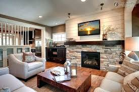 fireplace in living room tv wall ideas with fireplace partum me