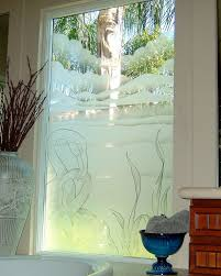 Bathroom Window Privacy Ideas by Decorative Window Glass Dbyd 8001 Stained Glass Bathroom Window