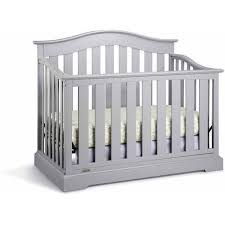 Convertible Cribs Walmart Graco Westbrook 4 In 1 Convertible Fixed Side Crib Walmart