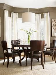 kensington place beverly glen round dining table lexington home