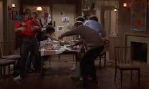 food fight the true story the classic cheers