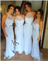 cheap light blue bridesmaid dresses light blue bridesmaids dresses 2015 plus size cheap long bridesmaid
