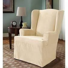 Reclining Chair Cover Recliner Covers U0026 Wing Chair Slipcovers Shop The Best Deals For