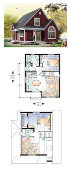 floor plans for small cabins best 25 retirement house plans ideas on small home