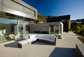 Ideas For Concrete Patio Concrete Modern Patio Ideas Houzz